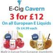 European E-Liquid